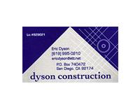 Dyson Construction